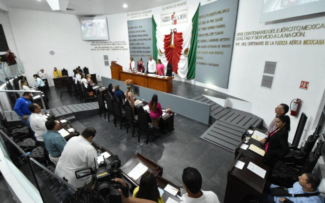 Legisladores reafirman compromiso de velar por los intereses ciudadanos