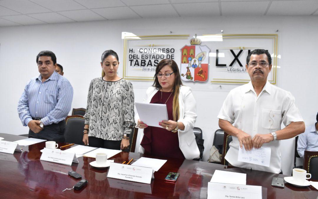 Entrevista Comisión Instructora a integrantes de la terna para ocupar cargo de Magistrado del TSJ