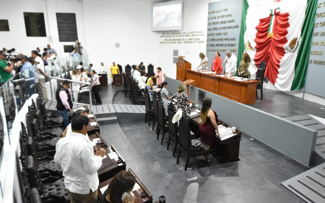 Por unanimidad aprueba Congreso local diversos exhortos en materia de transporte y vialidad