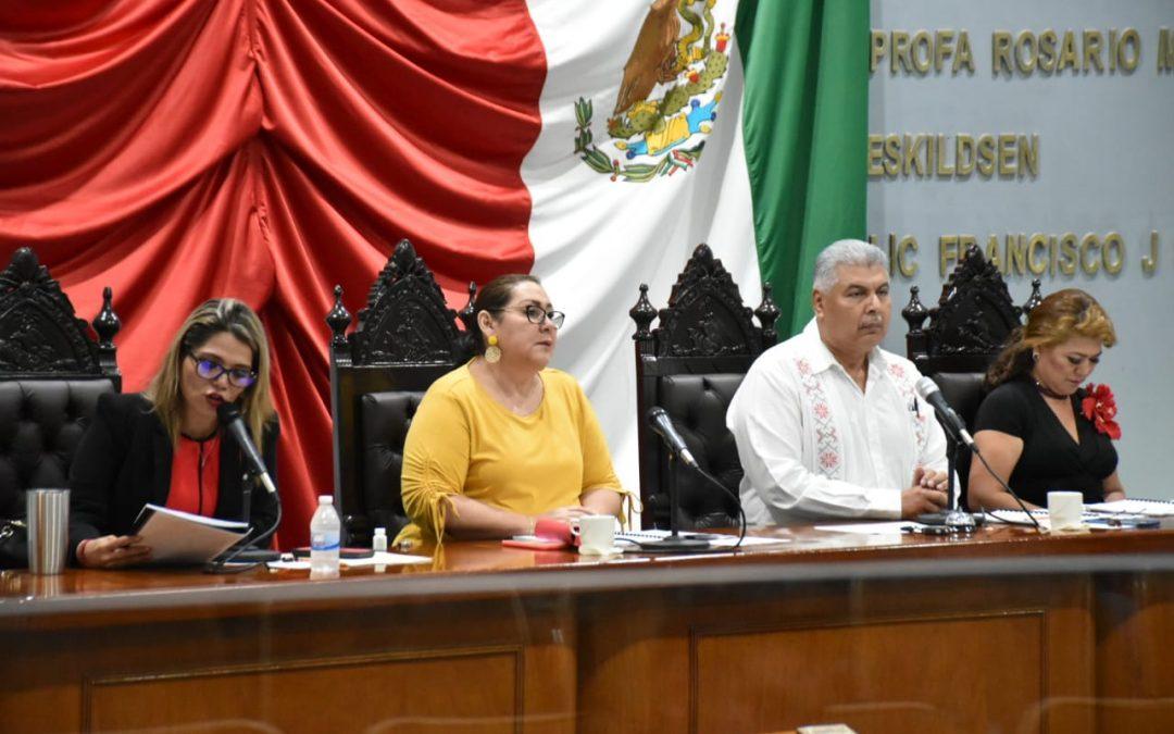 Dan entrada a propuestas encaminadas a fortalecer la vida institucional y contribuir al desarrollo del estado