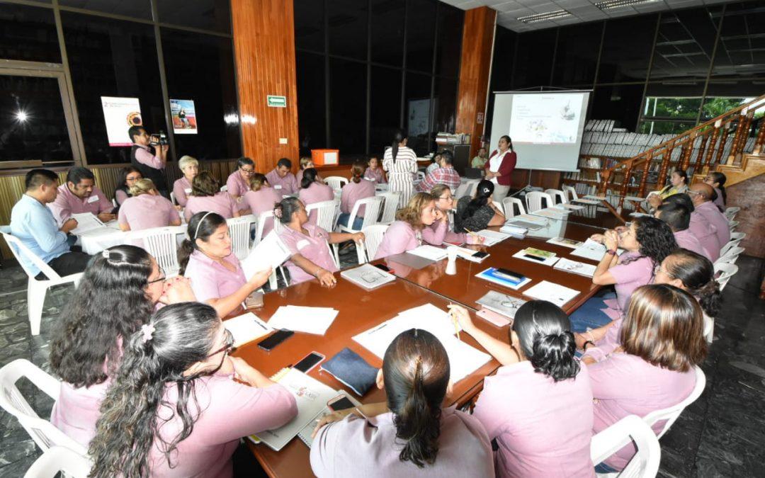 Capacitan a trabajadores del Poder Legislativo en ortografía y redacción