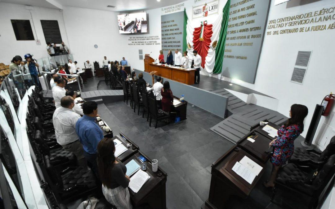 Aprueba Congreso reformas en materia de Desarrollo Social, y Administración y Destino de Bienes Asegurados