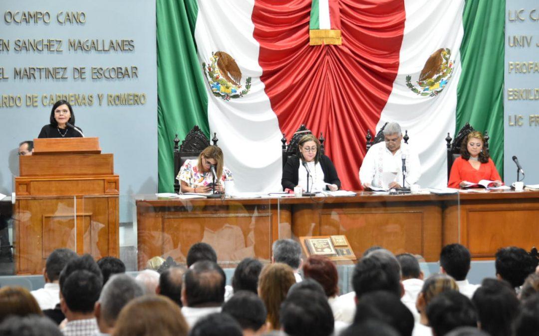 Conocen legisladores acciones para convertir a la cultura como fuerza motriz del desarrollo de la entidad