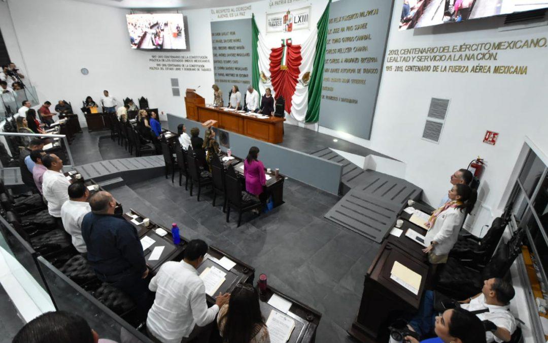 Comparecerán ante el Pleno los 15 secretarios de la Administración Pública Estatal