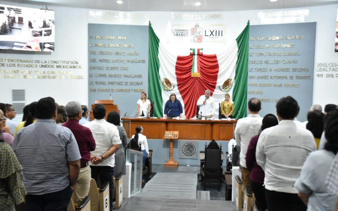 Expide LXIII Legislatura Ley de Movilidad para el Estado de Tabasco