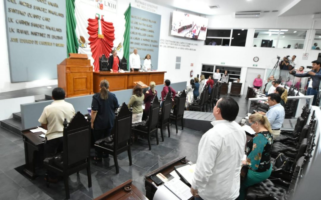 Aprueba Congreso incluir paridad de género en integración del Pleno del ITAIP