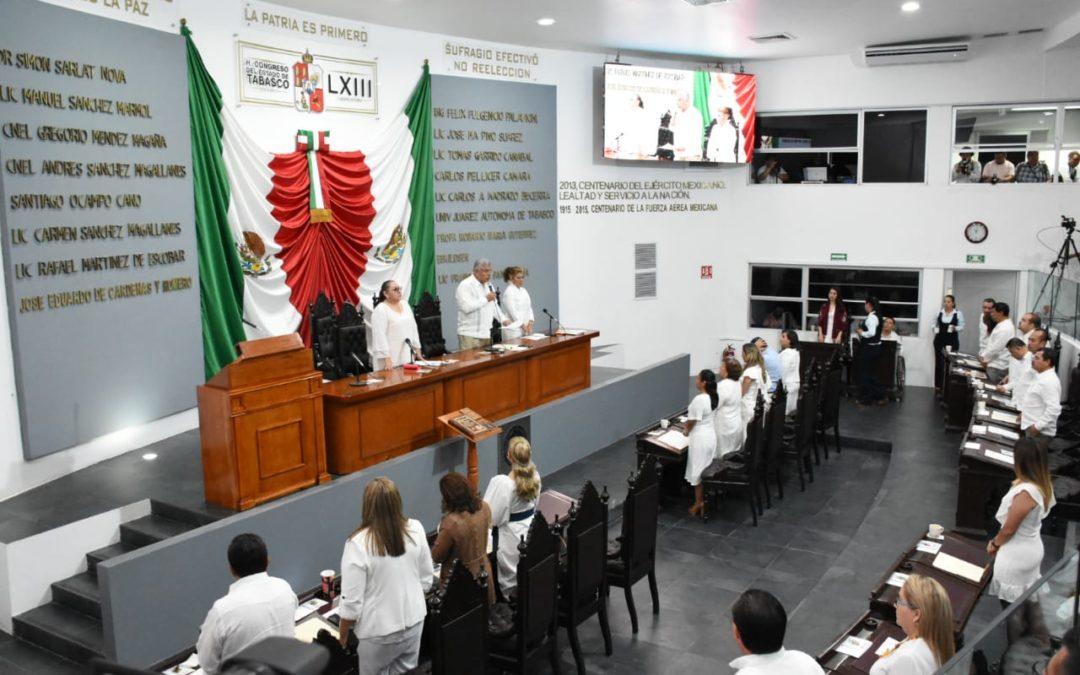 Presentan diputados propuestas en materia de transparencia, equidad, reconstrucción de caminos, comunicaciones, ambiental y de salud