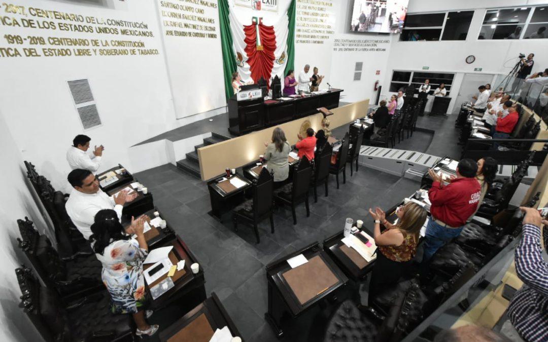 Proponen legisladores reformas a normas locales y exhortos al Congreso de la Unión, autoridades federales, estatales y municipales