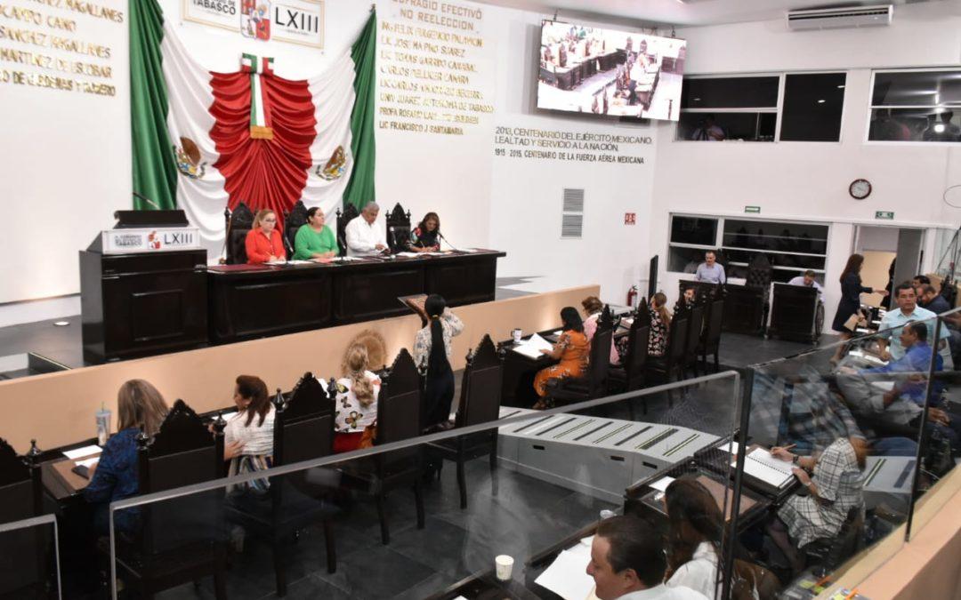 Legisladores presentan propuestas para mejorar el andamiaje jurídico local
