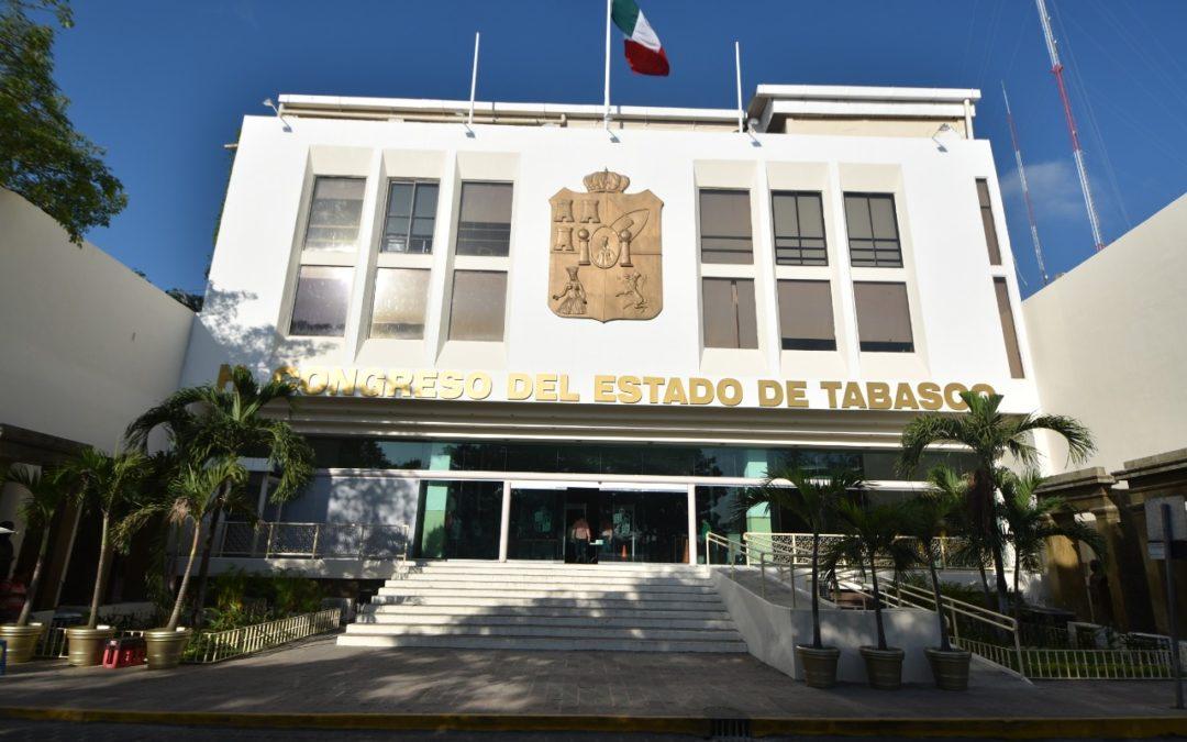 Emite Congreso convocatoria para elegir Contralor Interno del IEPC Tabasco