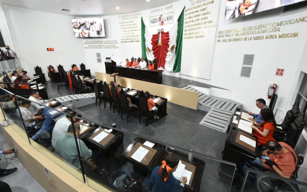 Reforma Congreso Ley Orgánica del Poder Judicial para su reestructuración y creación de los tribunales laborales