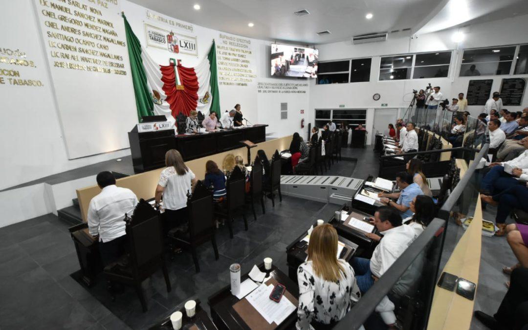 Congreso aprueba exhortos dirigidos a los 17 ayuntamientos, CONAGUA y CEAS