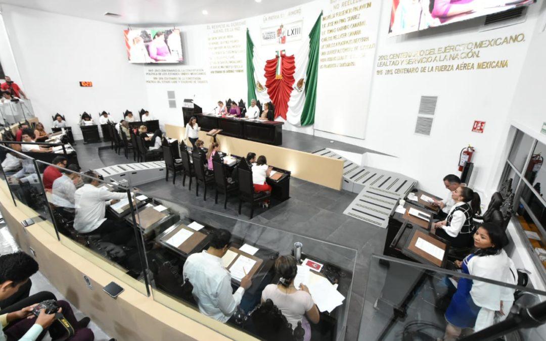 Designa Congreso a 5 integrantes del Consejo Consultivo del Instituto Estatal de las Mujeres