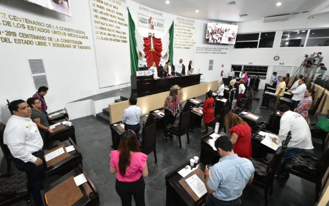Avala LXIII Legislatura reformas a la Ley de Seguridad Social del Estado