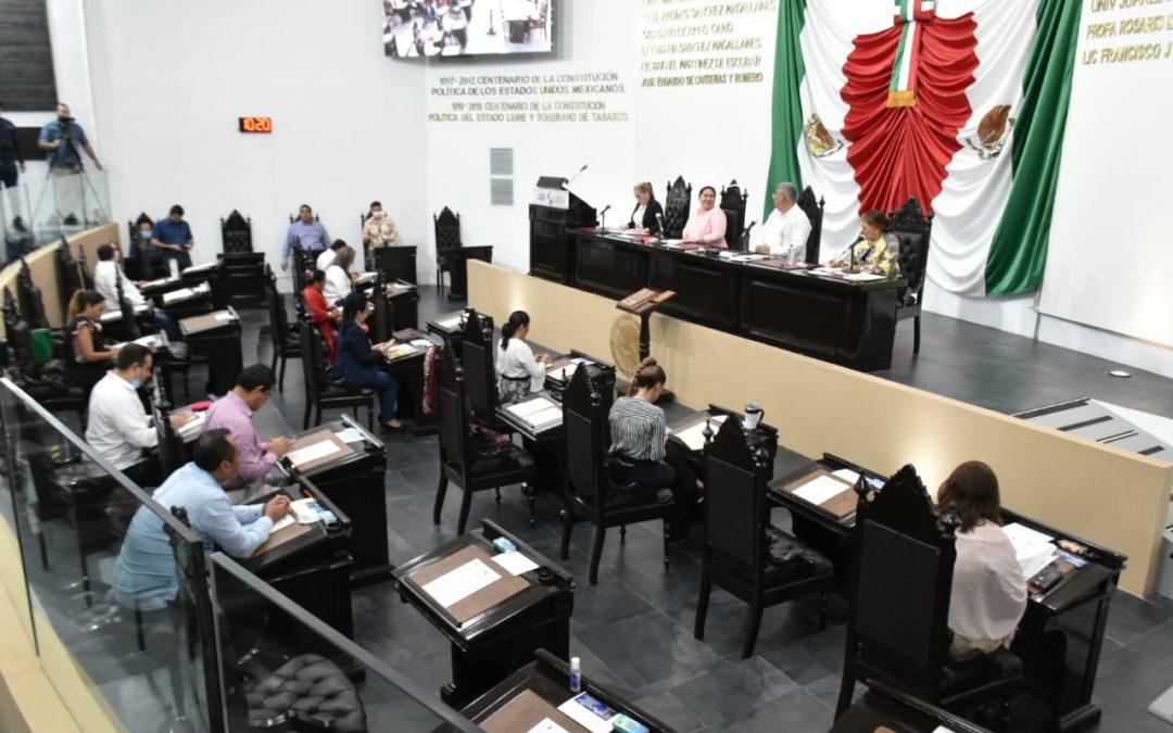 Aprueba Congreso de Tabasco reforma constitucional en materia de Bienestar
