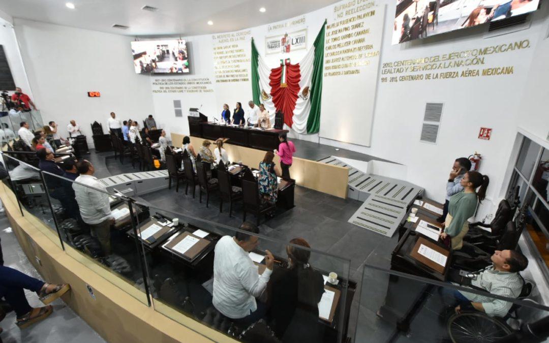 Autoriza Congreso al Poder Ejecutivo enajenar superficie de un bien inmueble a favor del Poder Judicial