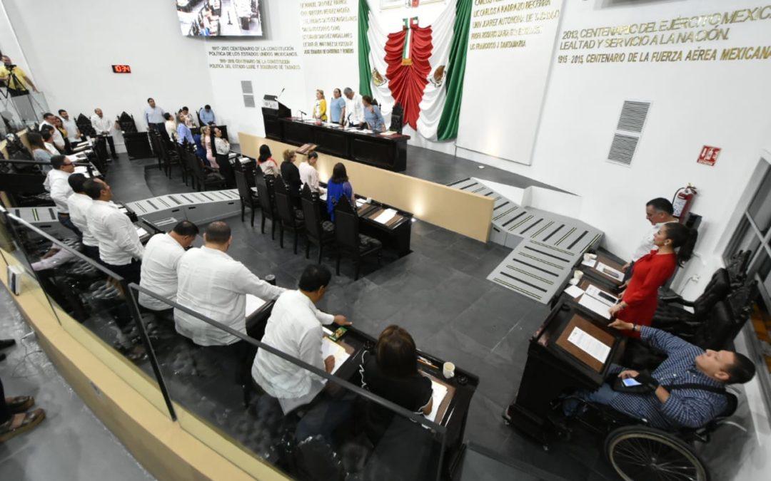 Buscan legisladores fortalecer el marco normativo local
