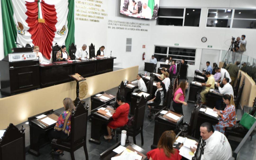 Exhorta Poder Legislativo a los 17 ayuntamientos a difundir recomendaciones y medidas para prevenir el COVID-19