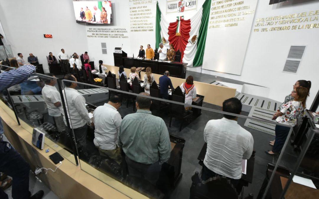 Reciben legisladores propuesta para mejorar condiciones de los derechohabientes del ISSET