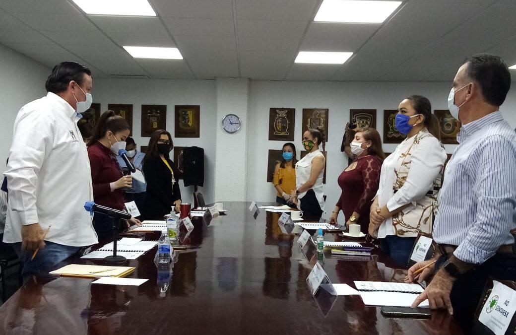 Comisión Permanente da entrada a propuestas en materia civil y presupuestal