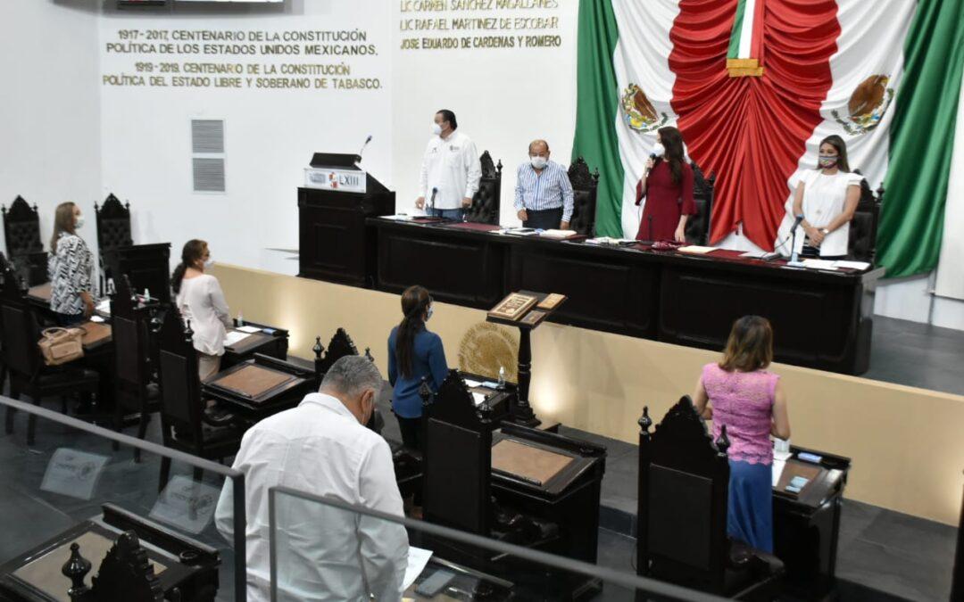 Comisión Permanente da entrada a propuestas en materia penal, de salud, educativa y de seguridad
