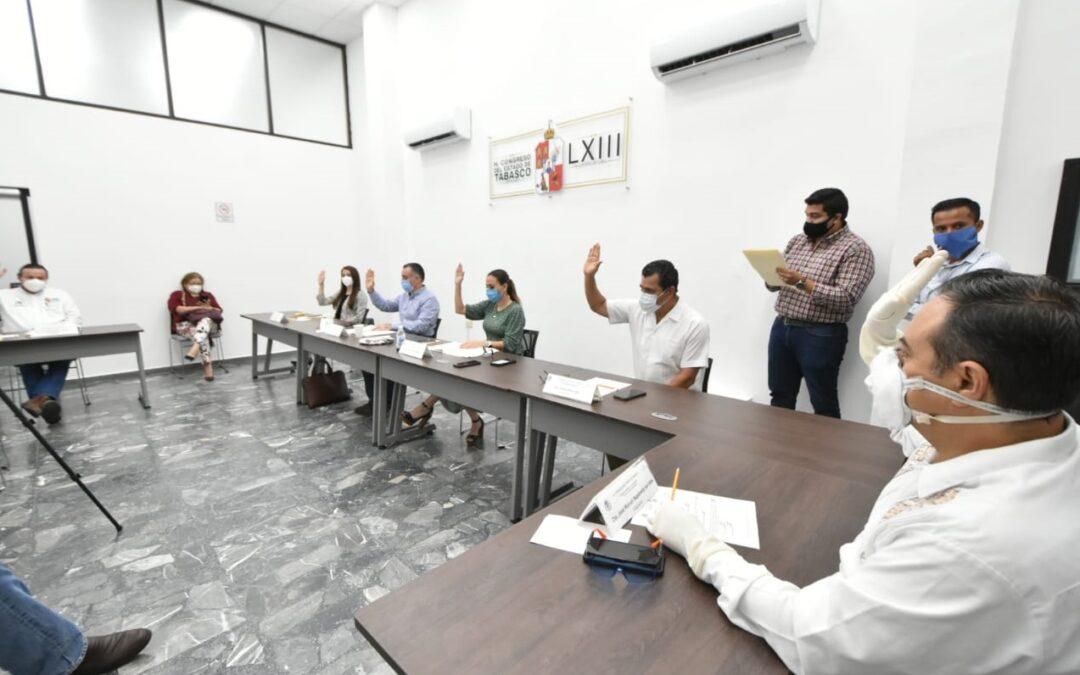 Avalan en comisiones ordinarias reformas en materia de derechos políticos y electoral