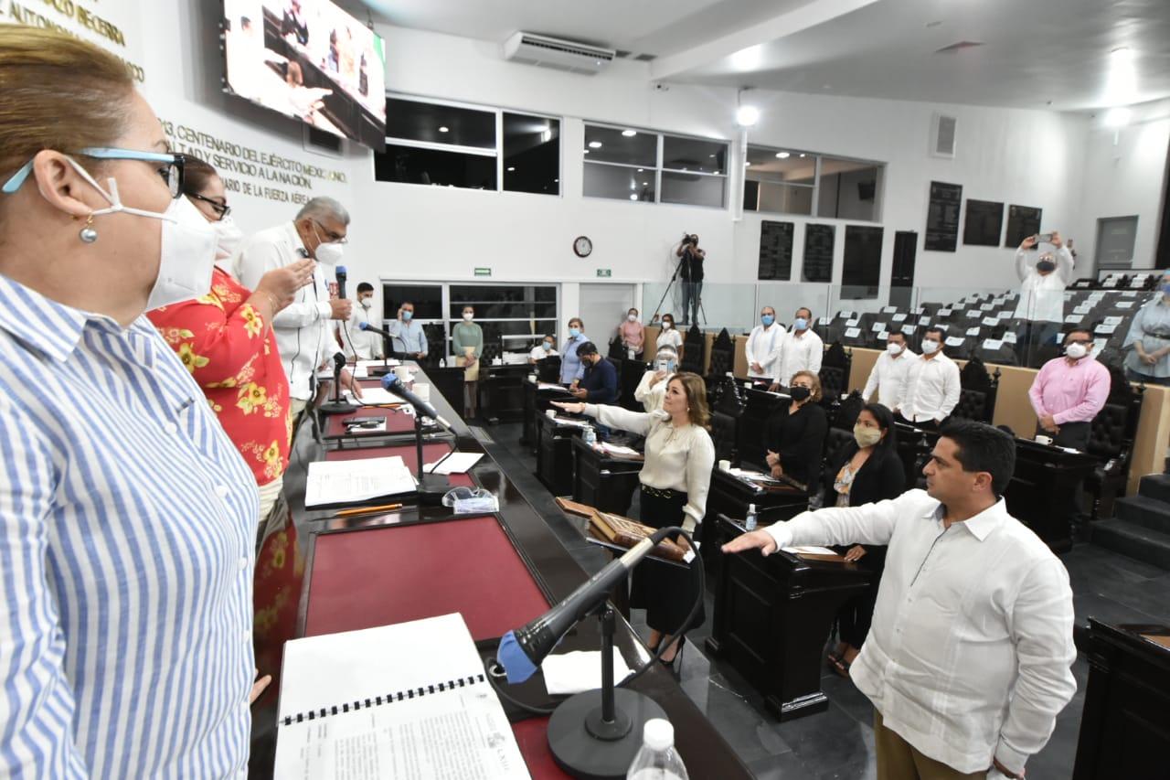 Expide LXIII Legislatura Ley de Archivos para el Estado de Tabasco