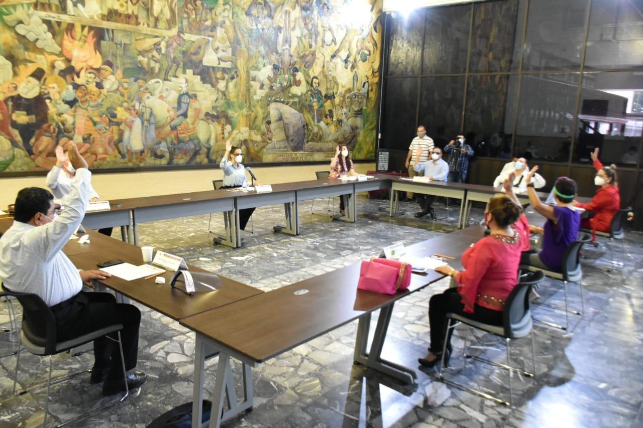 Sesionan comisiones ordinarias para aprobar diversos dictámenes