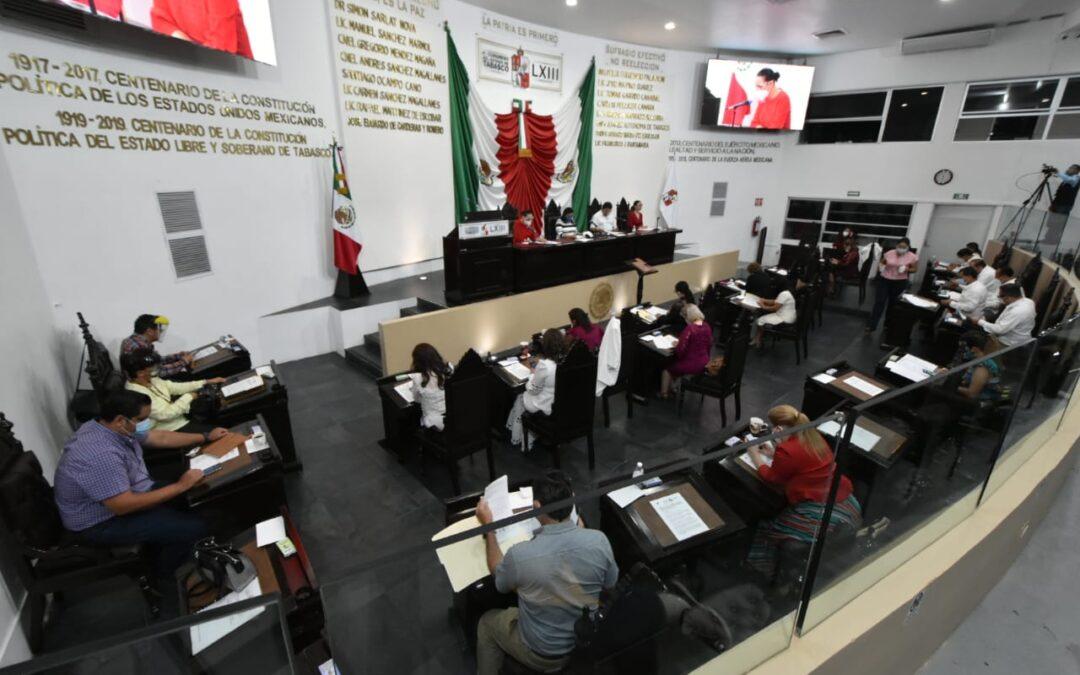 Avala LXIII Legislatura dictámenes relativos al nuevo modelo de Justicia Laboral