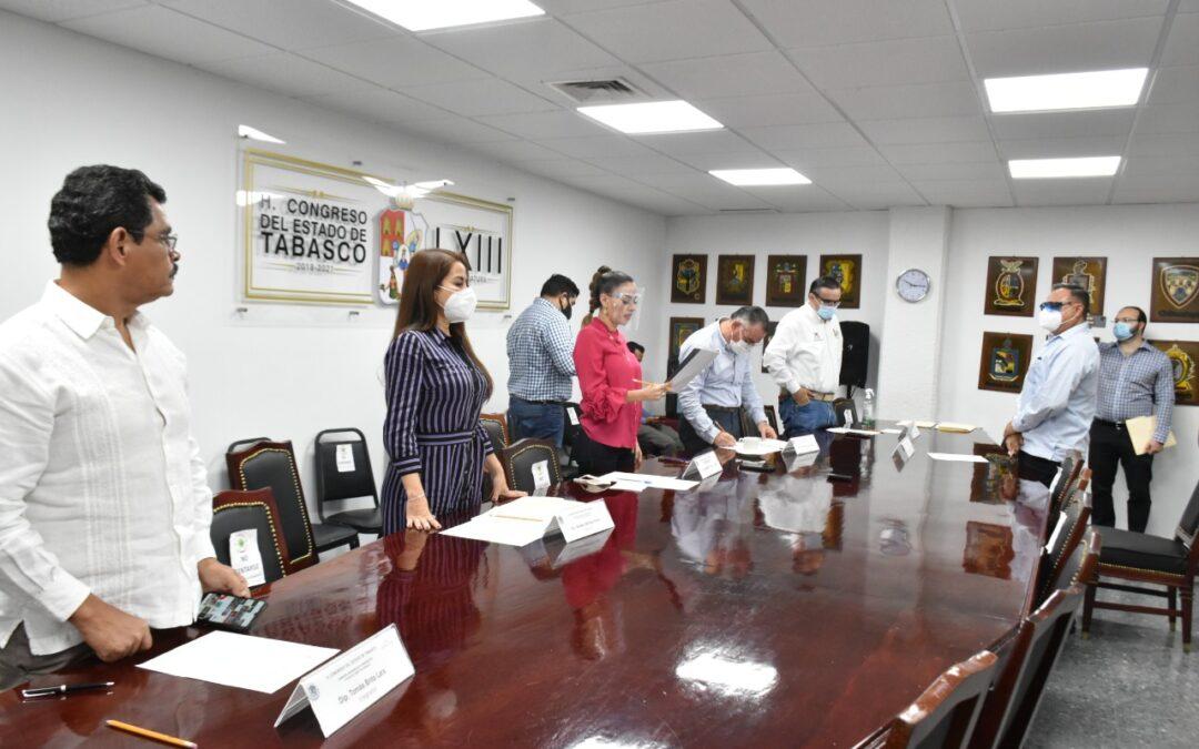 Avalan en Comisión de Gobernación reforma a la Ley Orgánica del Poder Judicial