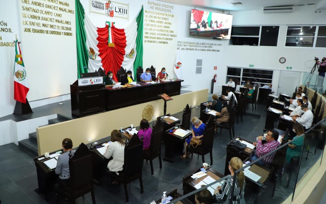 Presentan legisladores propuestas para enriquecer las políticas públicas y acciones en la entidad