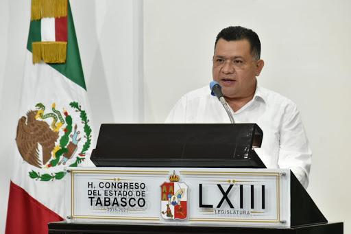 Lamenta LXIII Legislatura fallecimiento del diputado Manuel Antonio Gordillo Bonfil