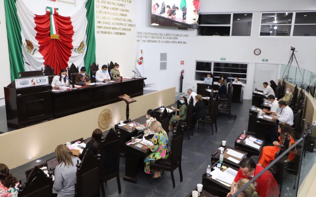 Continúa LXIII Legislatura trabajando a favor de la ciudadanía