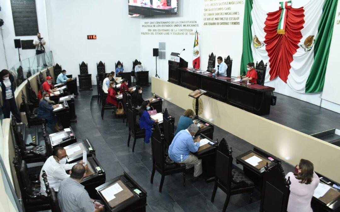 Da entrada Congreso a propuestas en materia penal, ambiental, agrícola, de seguridad, entre otras
