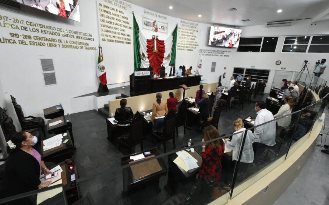 Plantean legisladores diversas propuestas en materia civil, penal, de obras públicas, de derechos humanos y ambiental