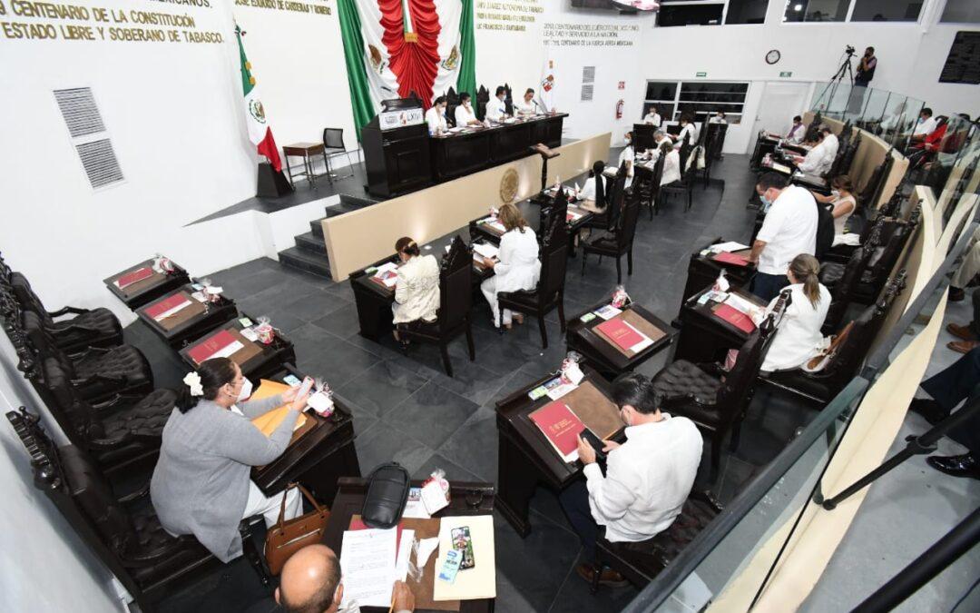 Tabasco, primer estado en avalar Minutas Constitucionales en materia de nacionalidad y del Poder Judicial de la Federación