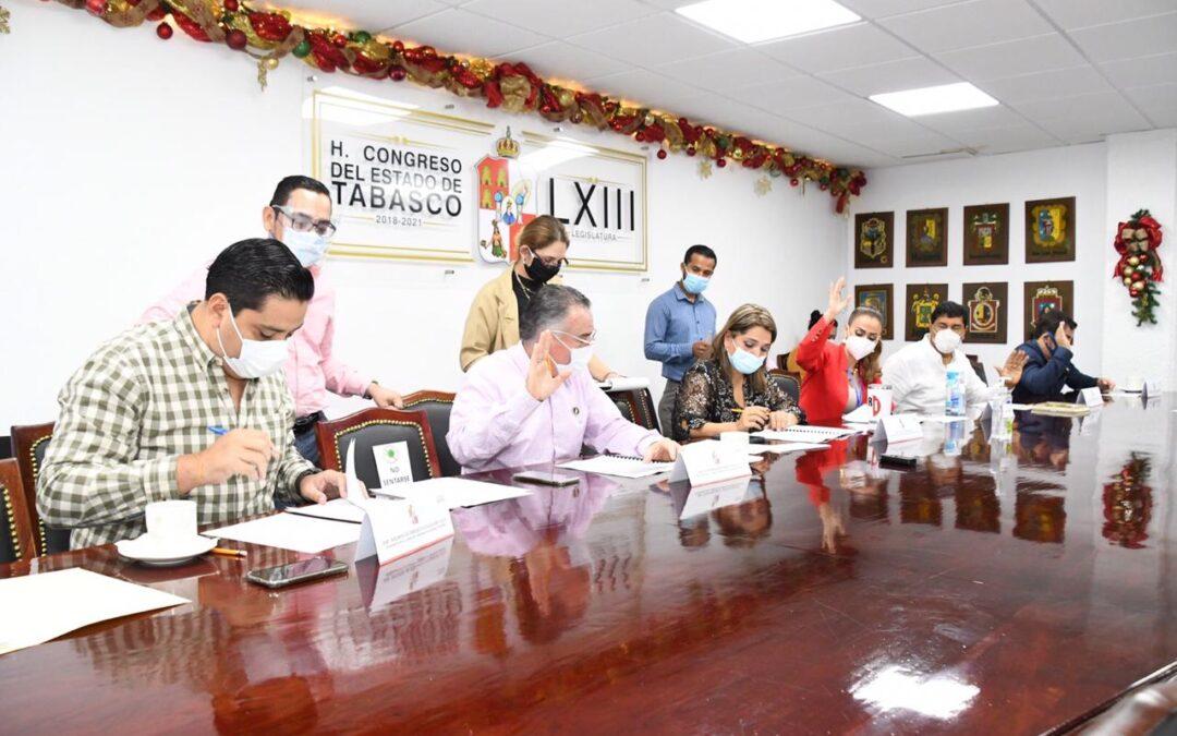 Aprueban Inspectoras de Hacienda cuentas públicas 2019 de 15 municipios y reprueban las de 2 municipios