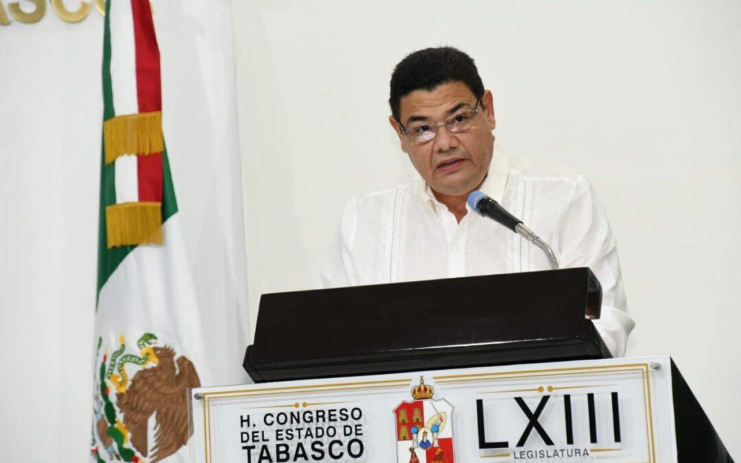 Tabasco cuenta con una administración racional, ordenada y transparente en el manejo de las finanzas públicas: Mena Oropeza
