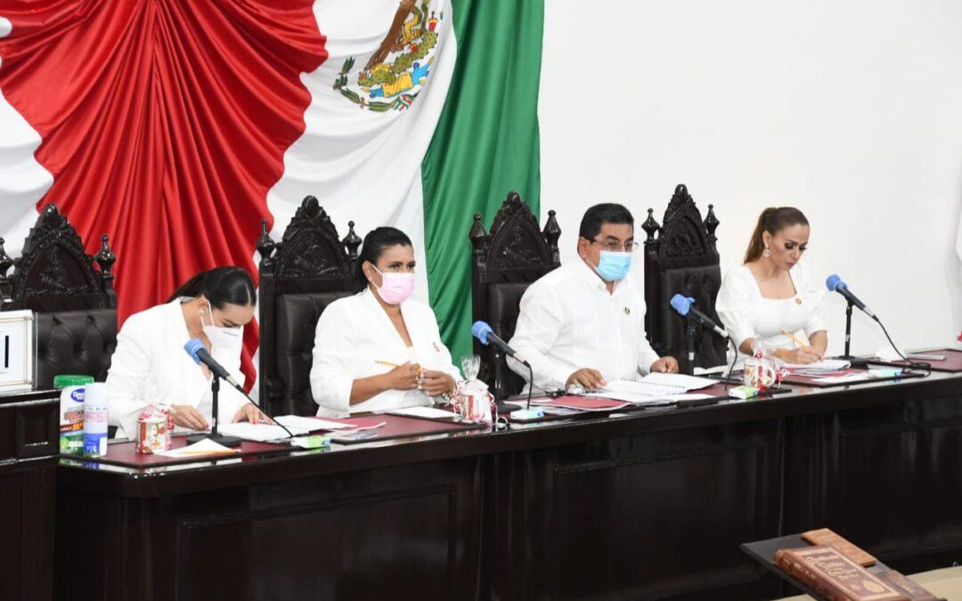 Avala Congreso reformas a la Ley Orgánica del Poder Ejecutivo del Estado