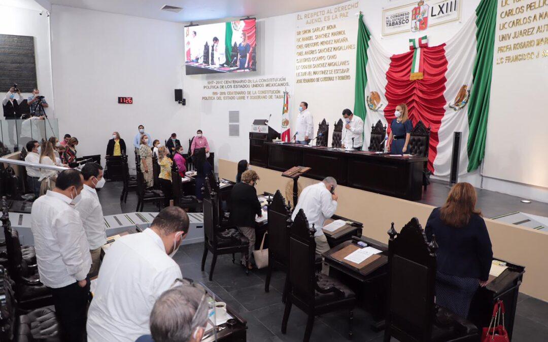 Presentan legisladores propuestas para reformar diversas normas locales