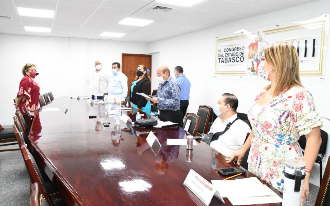Aprueban comisiones unidas terna para designar titular de la CEDH