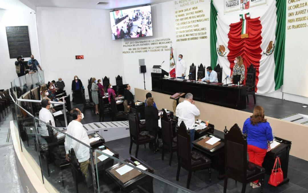 Declaran nueva conformación de la Jucopo y de la fracción parlamentaria de Morena
