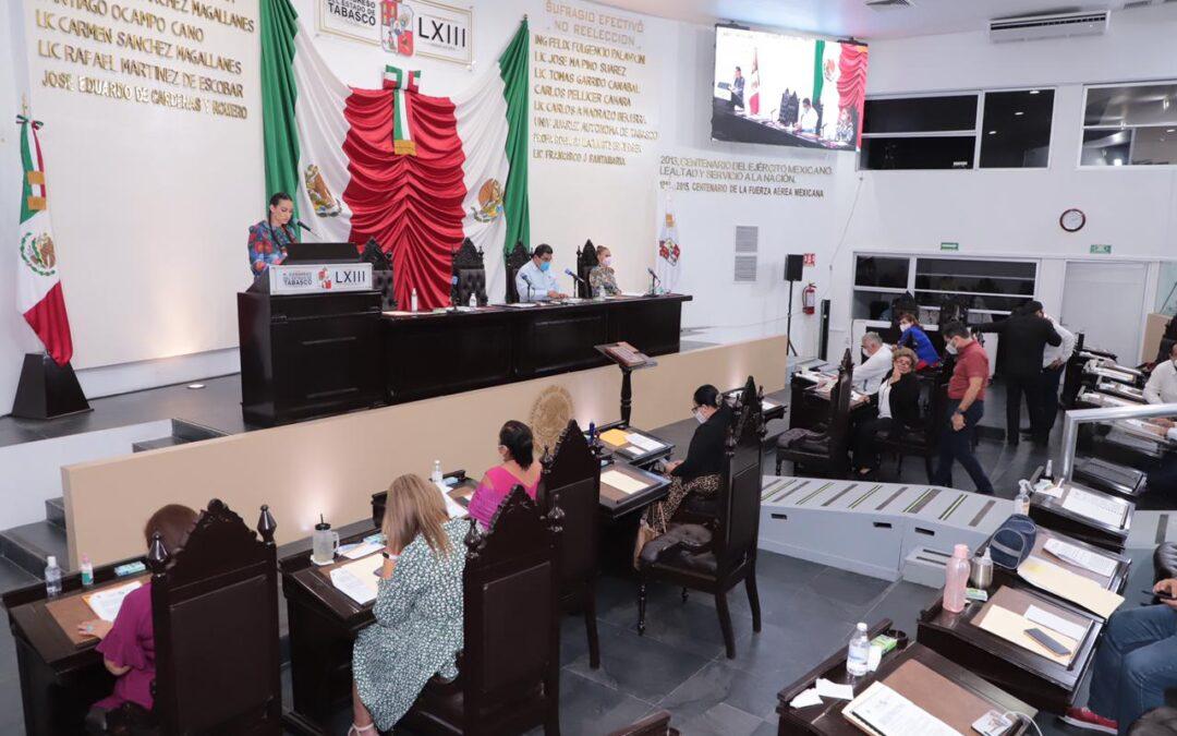 Presentan propuestas en materia civil, transparencia, penal, movilidad y atención a demandas ciudadanas