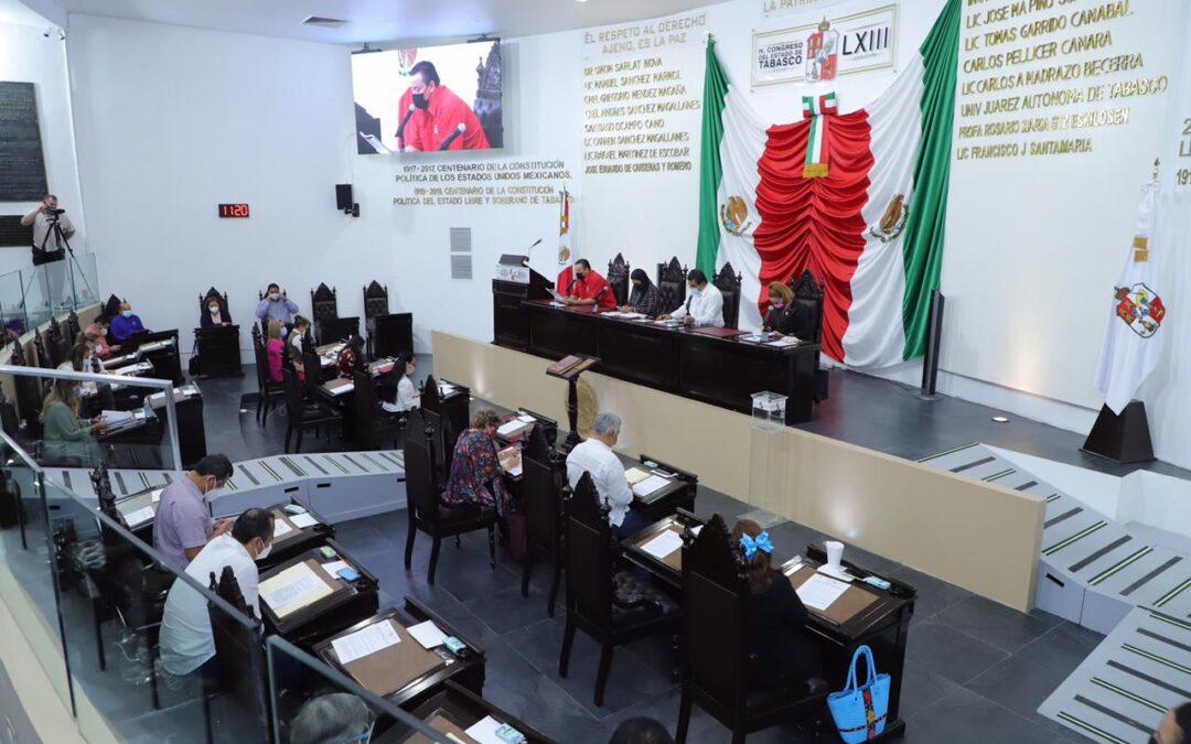 Plantean legisladores acciones para enriquecer marco jurídico estatal
