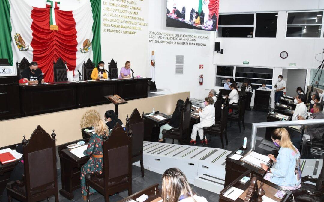 Da entrada Congreso a propuestas de reformas en materia ambiental, protección de víctimas y apoyo a damnificados por inundaciones