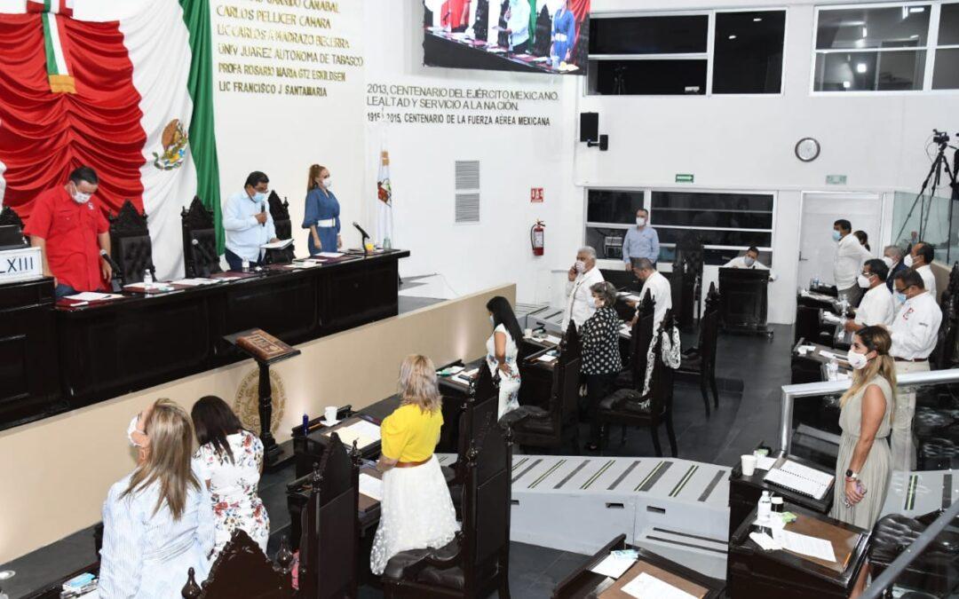 Trabajan legisladores a favor del bienestar de la ciudadanía