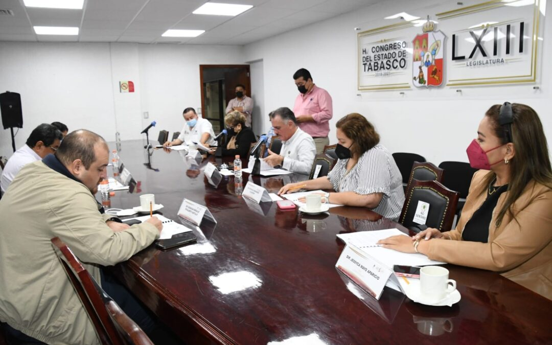 Atiende Congreso Procedimiento Administrativo Sancionador ordenado por el Consejo Estatal del IEPC Tabasco