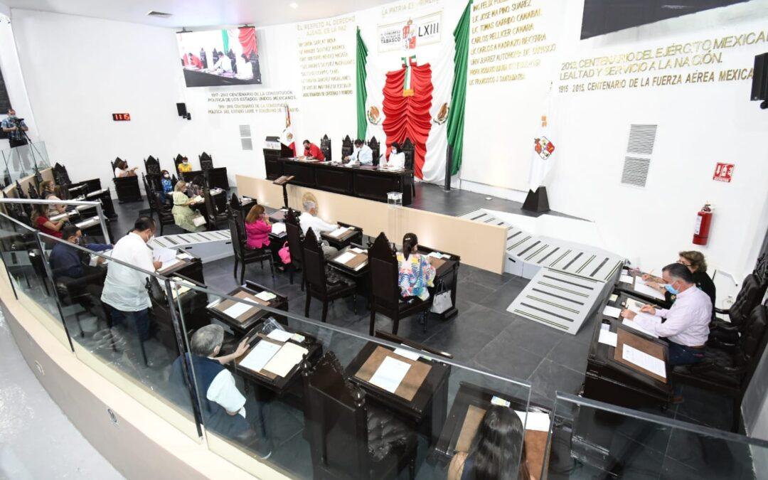 Eligen Comisión Permanente para Segundo Periodo de Receso del Tercer Año de la LXIII Legislatura