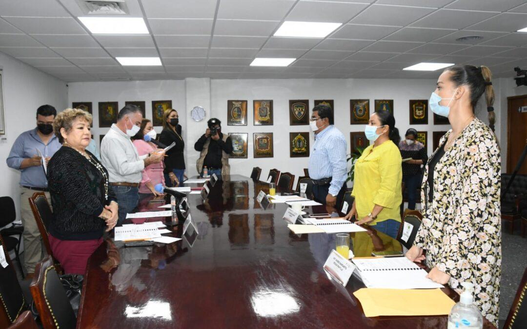 Recibe Congreso propuesta para modificar Ley Orgánica de los Municipios