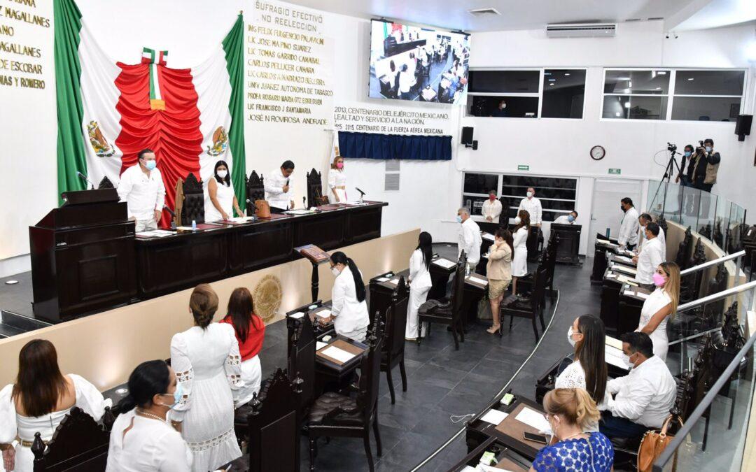Avala Congreso del Estado reducir número de diputados plurinominales